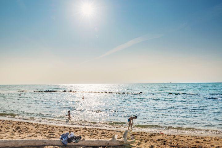 """美しすぎる海を堪能!北陸の人気""""海水浴場""""ランキングTOP12"""