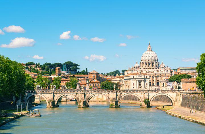 """定番所を確実に!芸術もグルメも大満喫の""""イタリア・ローマの2泊3日プラン""""はこれだ"""