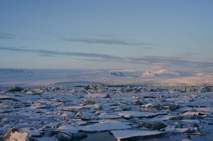 アイスランド最大の氷河湖、ヨークサルロンがとてつもなく美しかった!