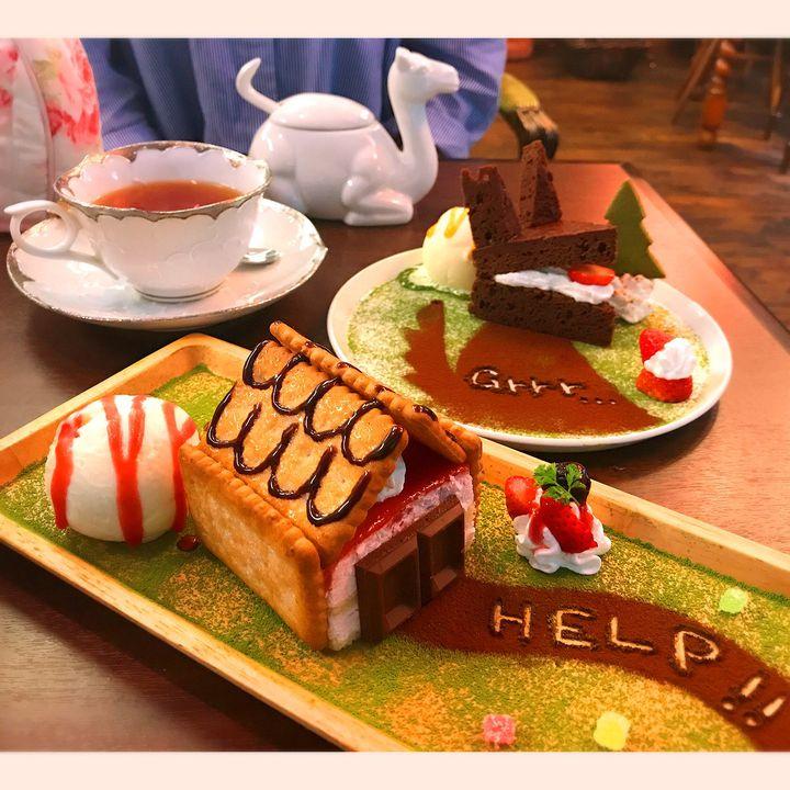 あなたもおとぎの世界の住人になれる。神戸にある「Cafe Otogi」知ってる?