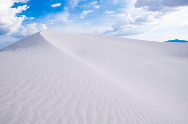 """死ぬまでに行きたい世界の絶景!アメリカの""""ホワイトサンズ""""が美しい"""