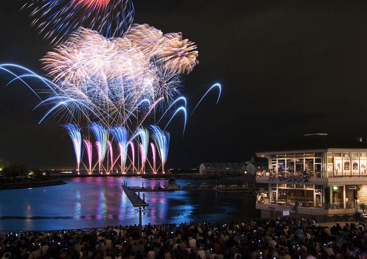 横浜夜景と花火のコラボ!横浜の花火大会ランキングTOP5【2016年】