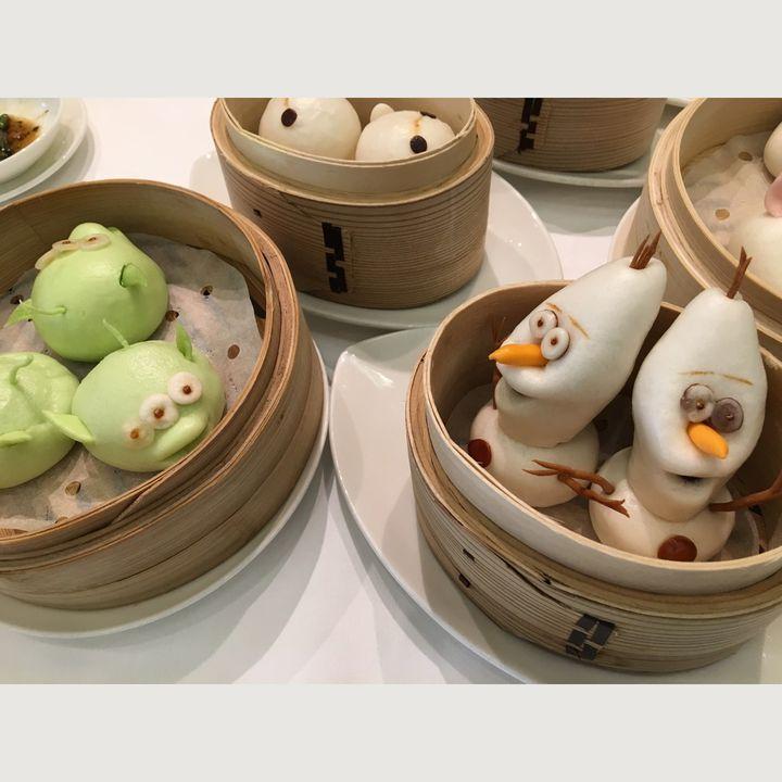 かわいすぎてたまらない!香港ディズニーの「ディズニー飲茶」とは