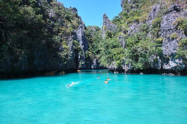 セブ島だけだと思ってない?美しすぎる''フィリピンの離島''7選