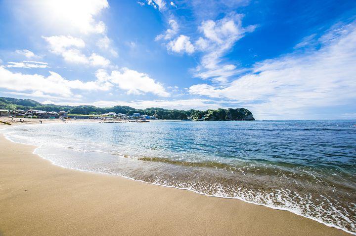 週末にふらっと出かけたい。関東のおすすめ海水浴スポット15選