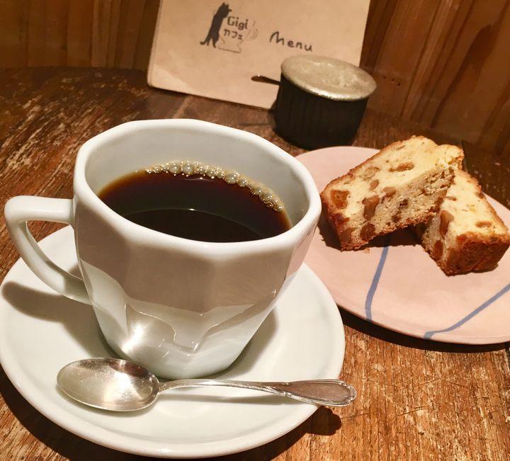 湘南 カフェ Gigiカフェ