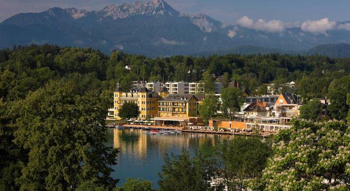 【絶景地!歴史ある古城にも泊まれる!】オーストリアのおすすめリゾートホテル20選