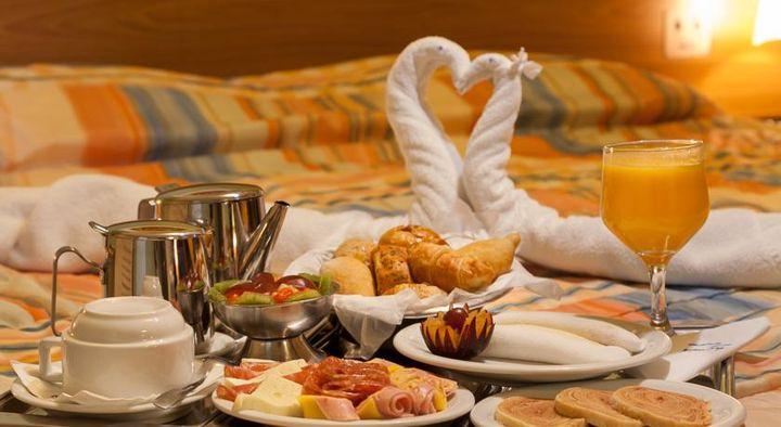 4つ星ホテルのホテル ヴィラ リカ レシフェの中のレストラン