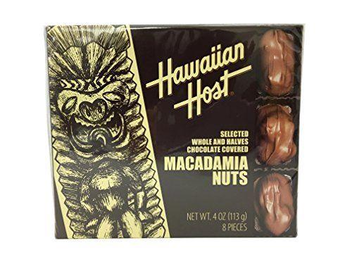 ハワイアンホースト・ジャパン ハワイアンホースト マカデミアナッツチョコレート 113g