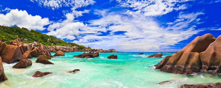 CNNも認めた美しさ!セーシェルの秘密の楽園「グランアンスビーチ」とは