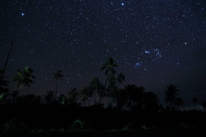まだ、南部ほどには多くの観光客のいないエリアとあって、夜になると人工的な灯りのほとんどない暗闇が訪れるのも素敵なところ。心ゆくまで降るような星たちを眺めていられます。南半球に位置するニューカレドニアでは、「南十字星」ほか、日本ではほとんど見られない星座を観察することも可能。観光拠点としては「ホテル・クルヌエ・ヴィラージュ」が便利。スターゲイジング(天体観測)の後は、ゆったりとした雰囲気のバーでカクテルなどいただく時間も最高です。