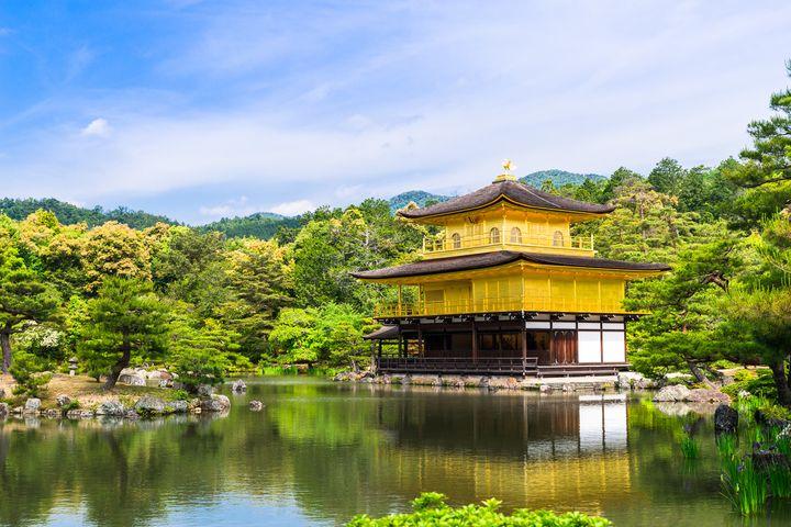 新京都名物となる予感!純金箔が食べられる「金閣そふと」がオープン