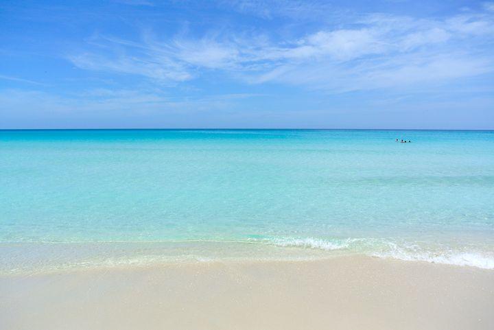 海 旅行 カリブ