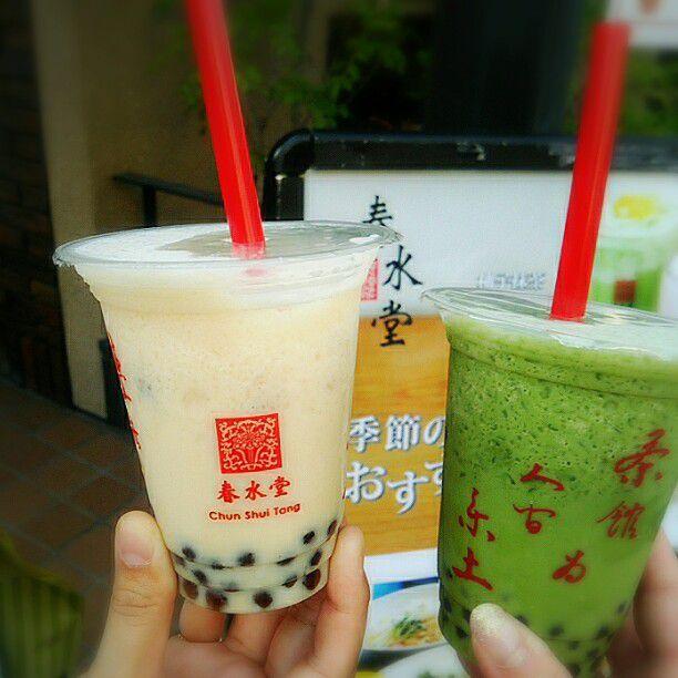タピオカミルクティの発信地!大人気台湾カフェ「春水堂」が遂に福岡にOPEN