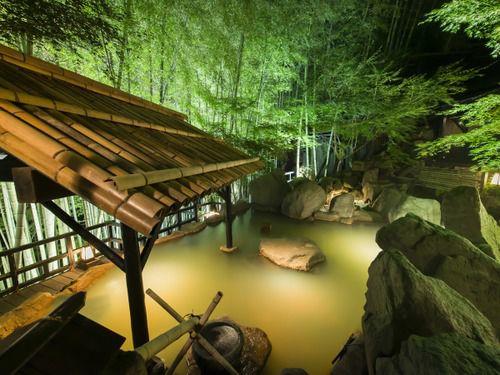 THE・大人の隠れ家!秘境白川源泉の宿「竹ふえ」で贅沢な一日を
