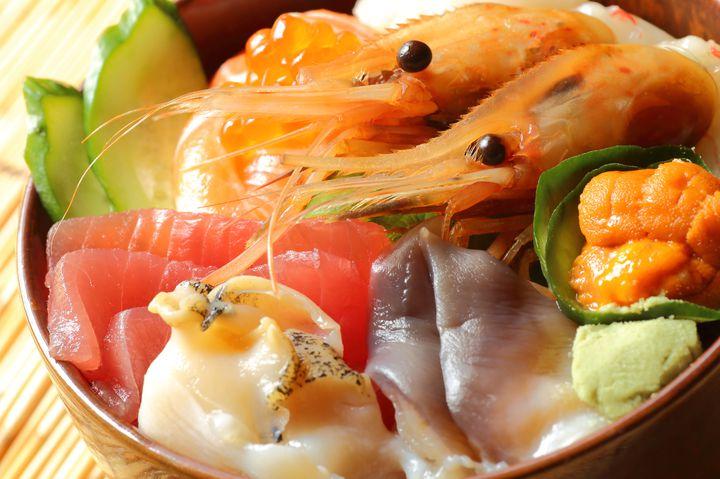 1200円で海鮮食べ放題!「海将」の平日限定ランチが豪華すぎる