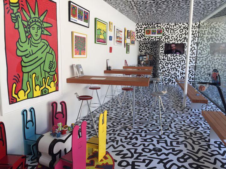 山奥にある現代美術館!山梨の「中村キースヘリング美術館」がユニークすぎる