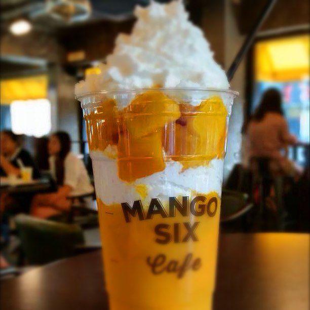 韓国発のマンゴーカフェ!「カフェ・マンゴーシックス」が日本上陸決定