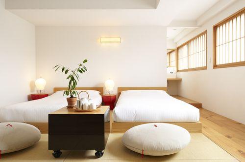 ずっと部屋にいたくなる!東京都内のお洒落な「コンセプトホテル」7選