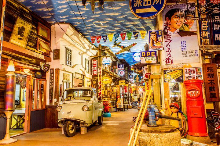 まるで映画の世界?昭和30年代にタイムスリップしたような高山昭和館を徹底紹介