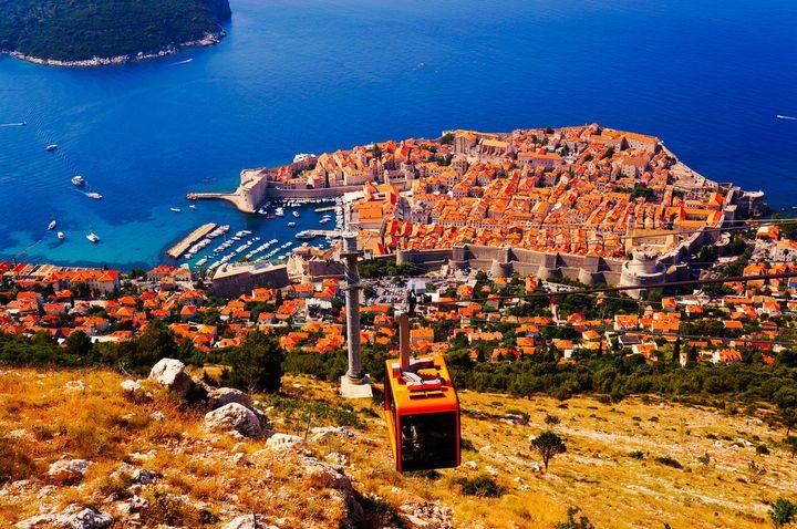 死ぬまでに一度は行ってみたい!青とオレンジの世界クロアチアの美しい絶景5選