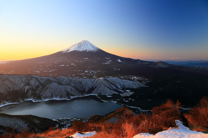 死ぬまでに見たい!日本一の山「富士山」から見られる日本一の絶景5選