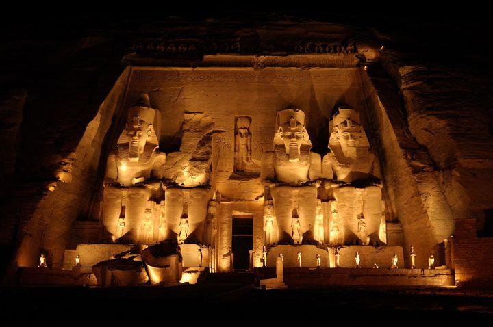 """世界遺産創設のきっかけ!エジプトの至宝""""アブ・シンベル神殿""""とは"""