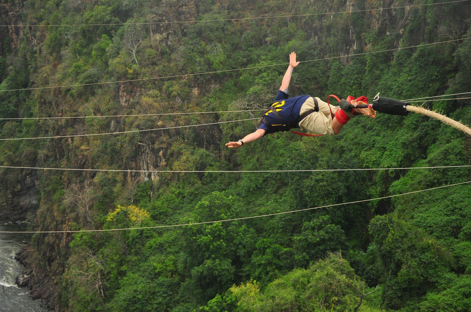近く の バンジー ジャンプ