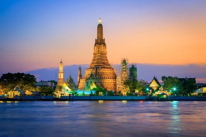 絶対に外せない!タイの観光スポットランキングTOP10《定番スポット編》