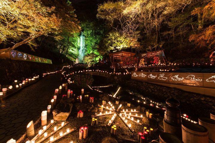今年の紅葉旅行はここに決まり!佐賀県の人気紅葉スポットTOP10