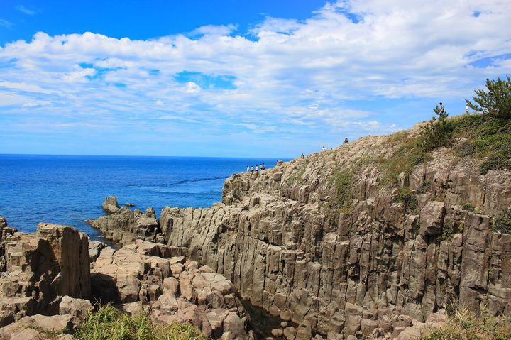 全国屈指の絶景スポット!断崖絶壁の東尋坊が絶景で幻想的で美しかった