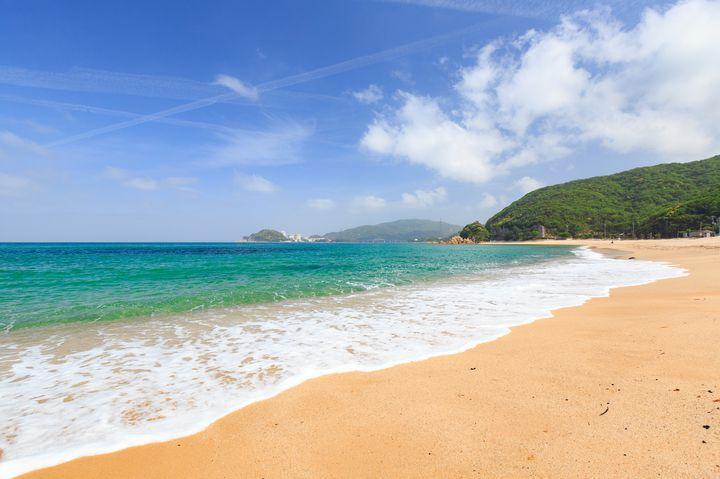 今年は日本海で遊ぼう!福井のおすすめ海水浴場ランキングTOP7