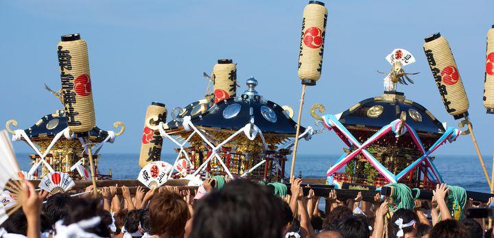 豪快なはだか祭りがある千葉県いすみ市のお祭り・イベント5選