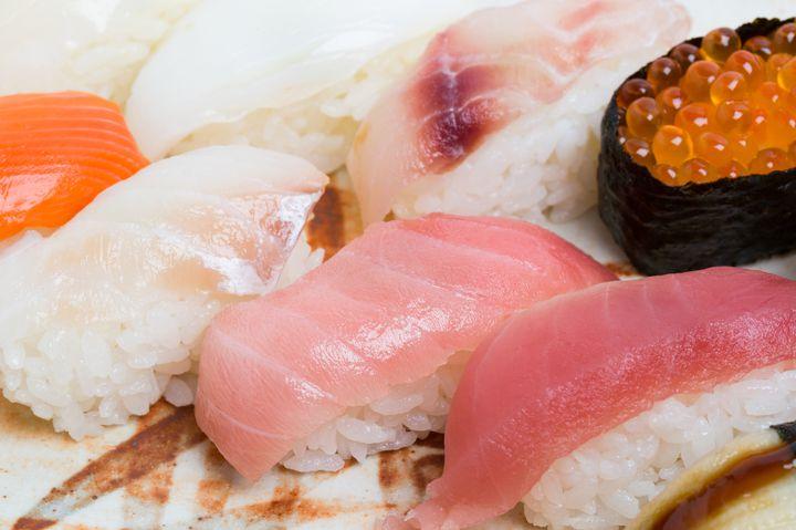"""高級店も昼ならオトク!美味しすぎる東京都内の""""お手頃ランチ寿司""""14選"""