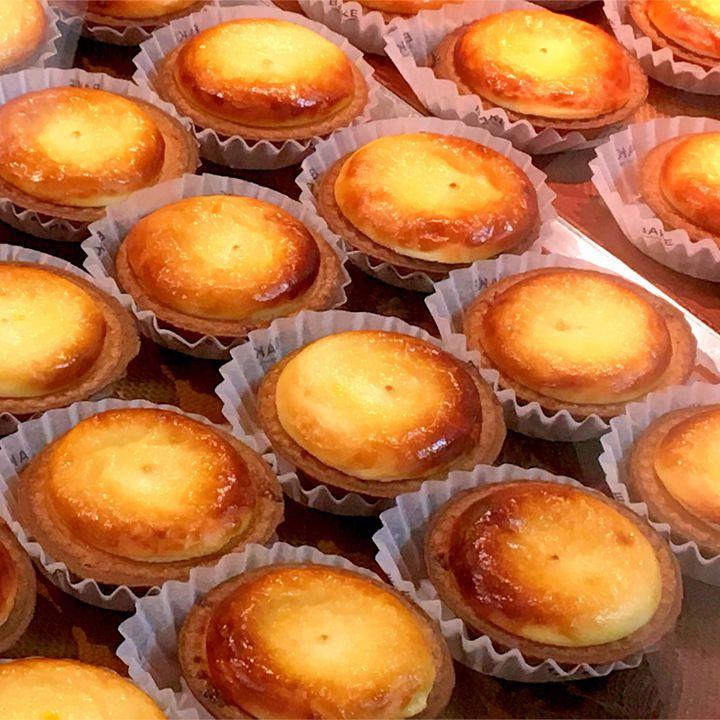 年間2000万個売れるチーズタルト!あの「BAKE」がハルカスにOPEN