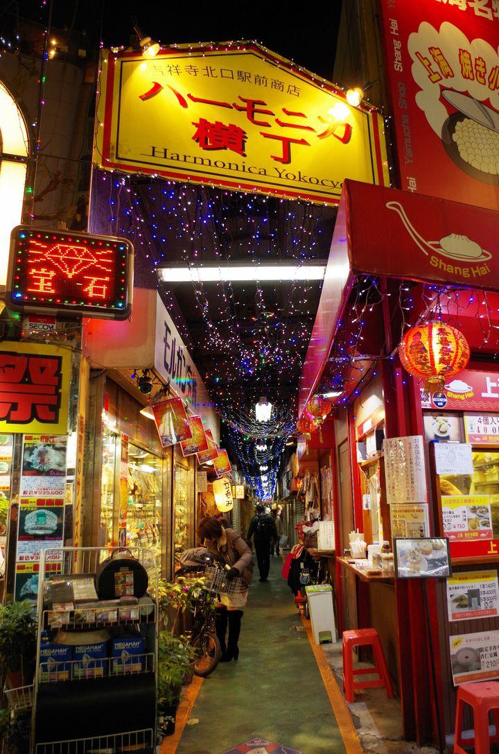吉祥寺で人気の穴場スポット!「ハモニカ横丁」の美味しいお店10選