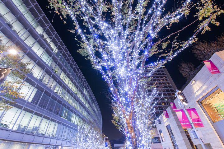 冬のデートはこれで決まり!東京都内のイルミネーションスポット10選