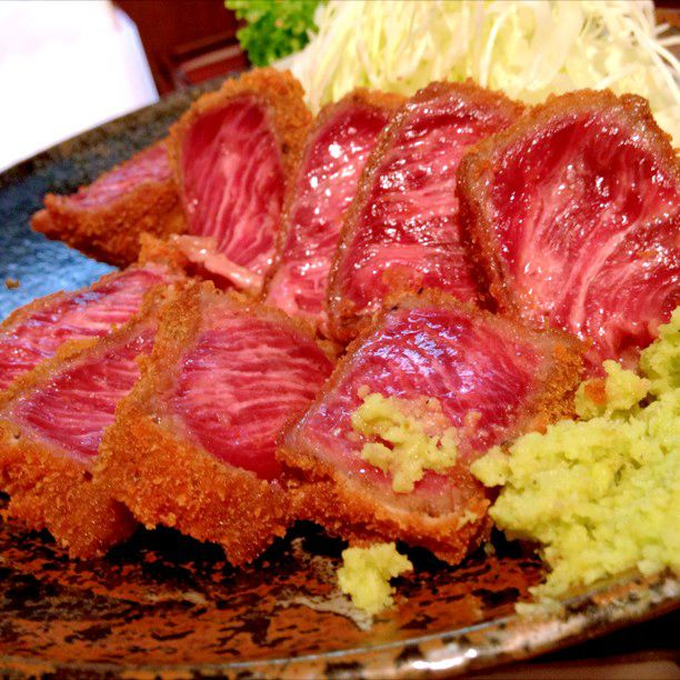 牛かつが美味すぎる!東京都内でオススメの「牛かつ」人気店5選
