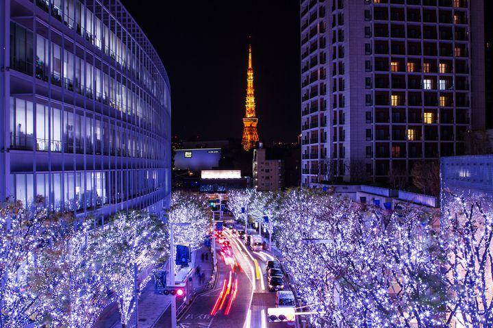 """【終了】クリスマスまであと1か月!10、11月から開催する""""都内イルミネーション""""まとめ"""