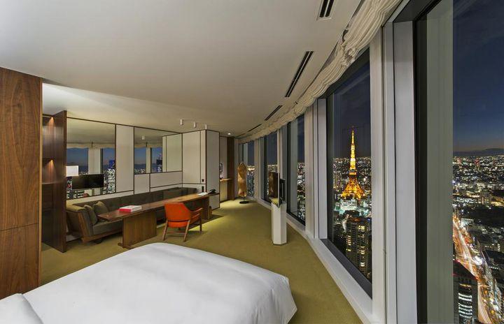 海外旅行客に大人気!虎ノ門ヒルズにある超高級ホテル「アンダーズ東京」とは
