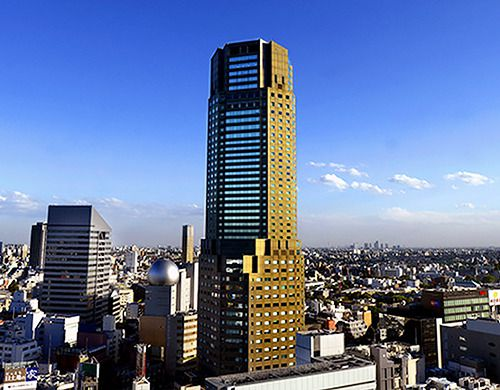 """渋谷の夜景を見渡すという贅沢。""""セルリアンタワー東急ホテル""""に宿泊しよう"""