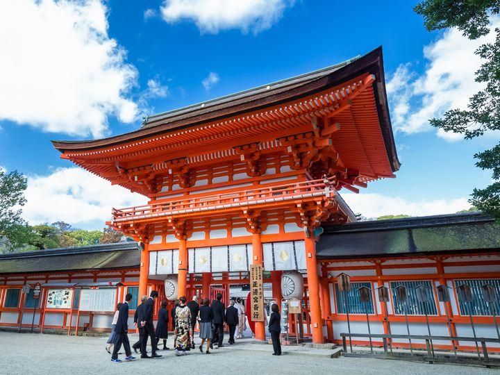 忘れられない結婚式を!日本国内で「世界遺産ウエディング」が出来るスポット8選