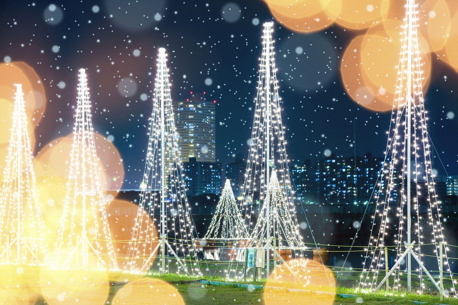 クリスマス デート 関東