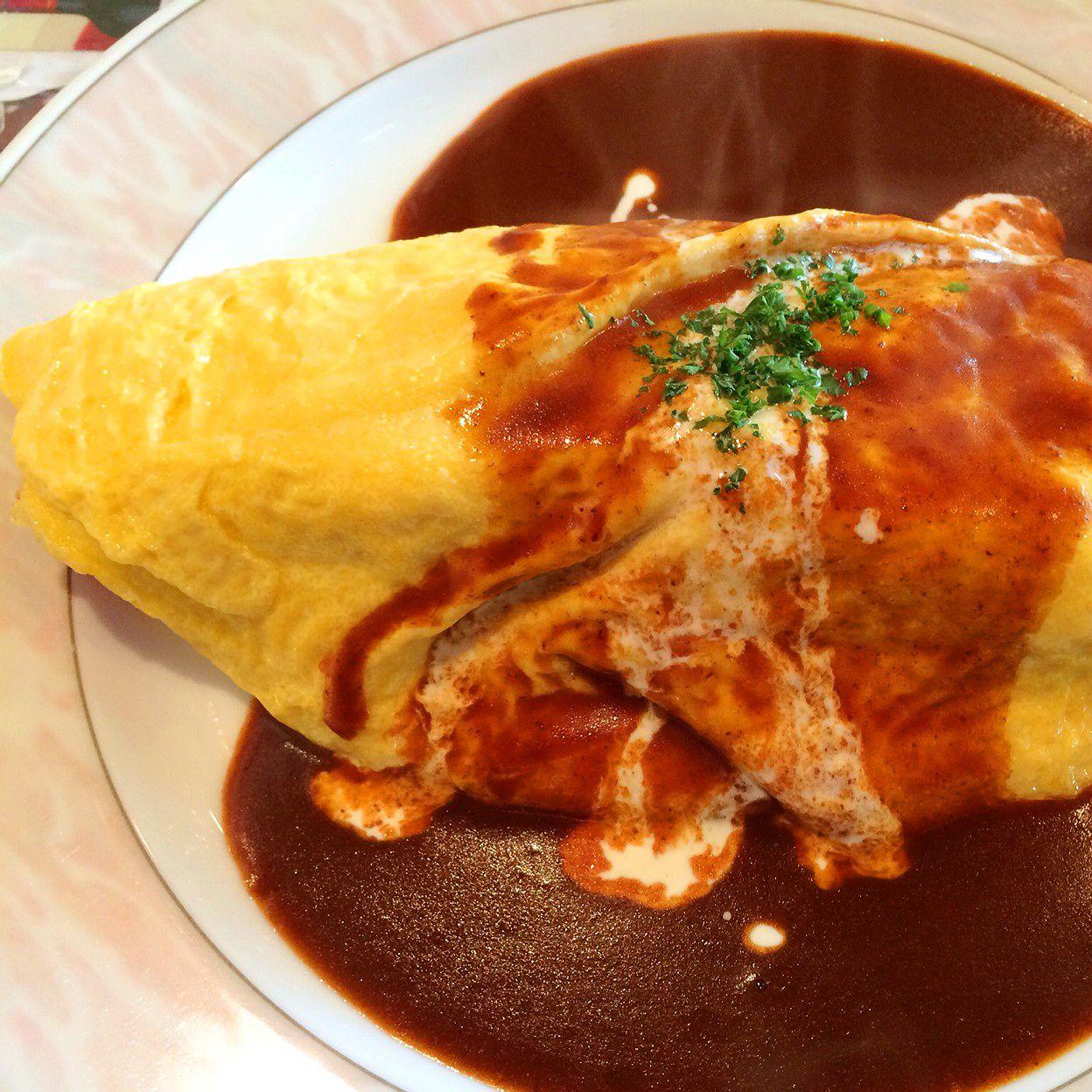 毎日でも食べたい!東京都内の人気おすすめ極上「オムライス」7選