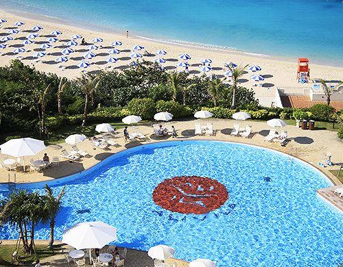 """珊瑚礁と亜熱帯植物に囲まれた楽園!""""ホテル日航アリビラヨミタンリゾート沖縄""""とは"""