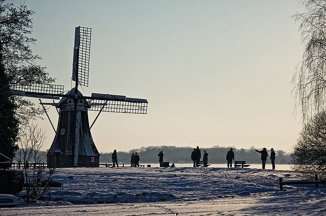 夏も冬も美しい!オランダのパーテルスウォルトセ湖の魅力とは?