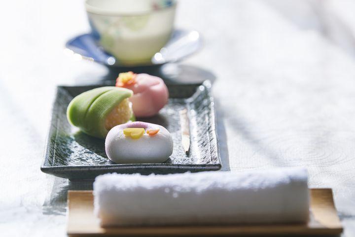 一度は手作り体験したい!京都の和菓子おすすめランキングTOP10