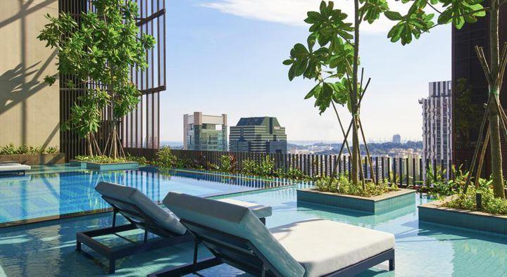 27階建ての上質空間!「オアシアホテルダウンタウンシンガポール」が素敵すぎる