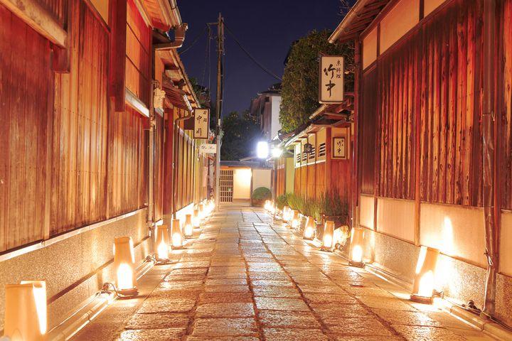 """急いで通るのはもったいない!京都の""""歩いて通りたい""""風情ある道10選"""