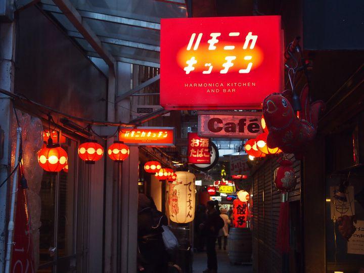今夜はどこに呑みにいく?東京都内のディープな飲み屋街15選